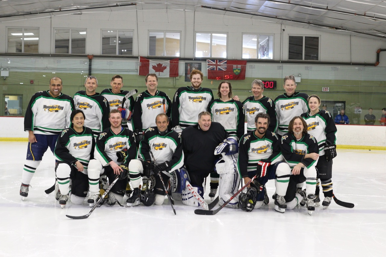 Team Pictures – Docs on Ice